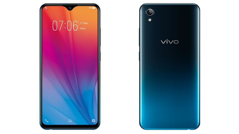 Vivo Y91C 2020 With Waterdrop-Style Display, MediaTek Helio P22 SoC Launched: Price, Specifications