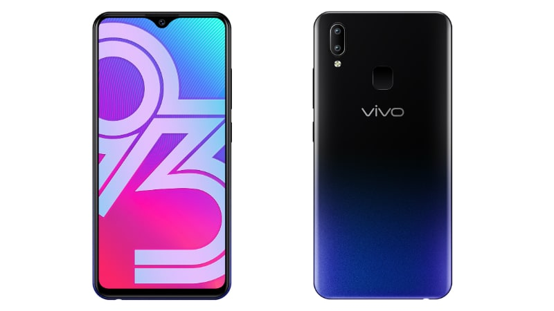 Vivo Y93 With 19:9 Display, Dual Rear Camera Setup Launched in India