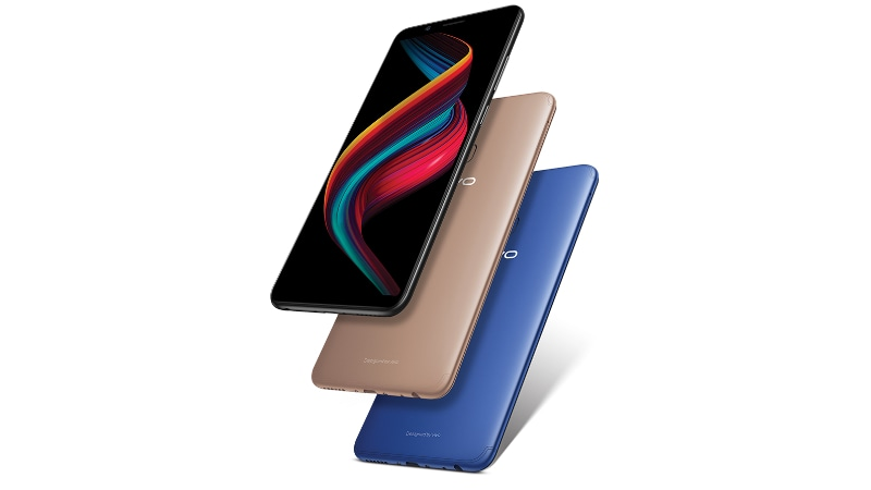 Vivo Z10 With 6-Inch FullView Display, Moonlight Selfie Camera Launched in India: Price, Specifications