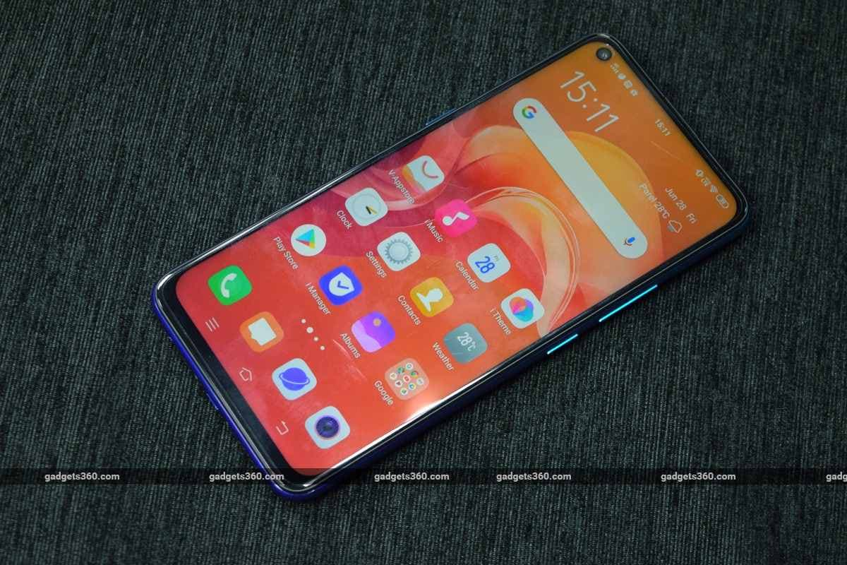 67352ab0fb9 Vivo Z1 Pro to Go on Sale Again in India Today at 8pm via Flipkart,  Vivo.com: Price, Specifications, Sale Offers | Technology News