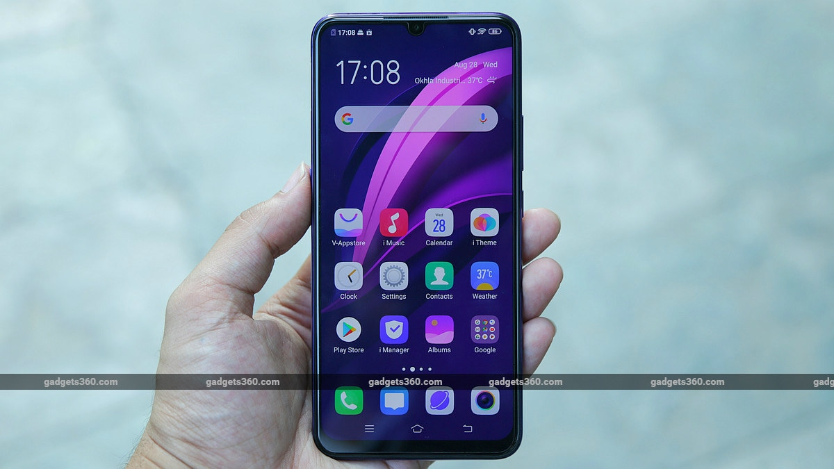 Vivo Z1x With 48-Megapixel Triple Rear Camera Setup, Snapdragon 712 SoC Launched in India: Price, Specifications