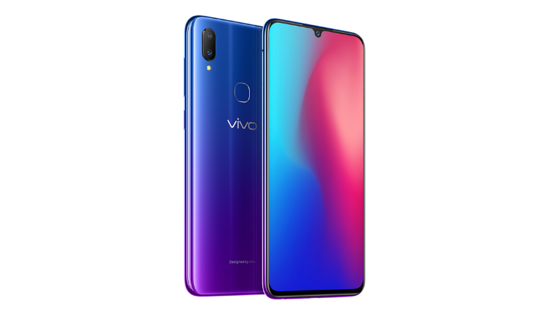 Vivo Z3 With Snapdragon 670/ 710 SoC Options, Waterdrop Notch Launched: Price, Specifications