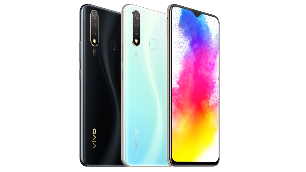 Vivo Z5i With Triple Rear Cameras, Snapdragon 675 SoC Launched: Price, Specifications
