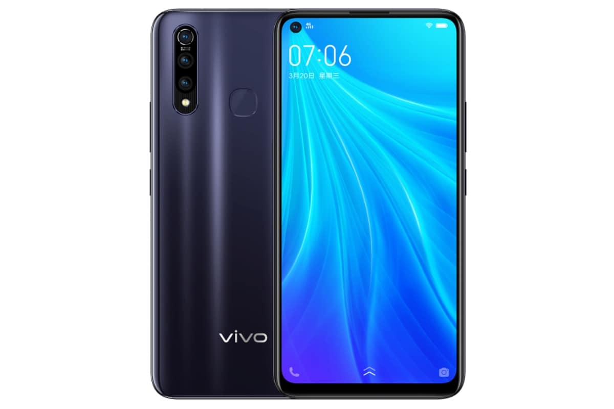 Vivo Z5x (2020) With Qualcomm Snapdragon 712 SoC, Triple Rear Cameras Launched: Price, Specifications
