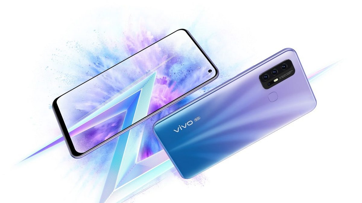 Vivo Z6 5G With Quad Rear Cameras, Snapdragon 765G SoC Launched: Price, Specifications