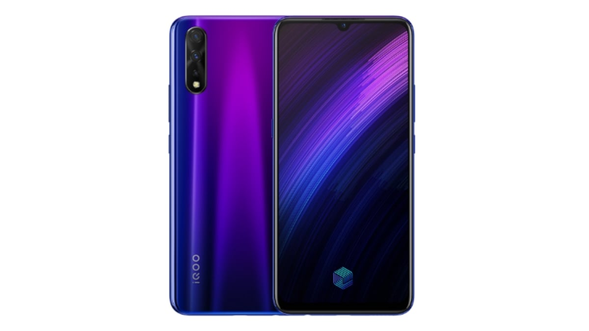 Vivo iQoo Neo 855 With Snapdragon 855 SoC, 33W Fast Charging Launched: Price, Specifications
