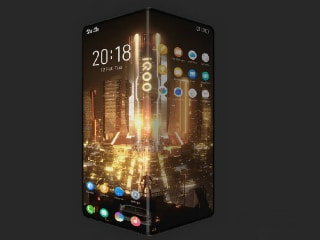 Vivo's iQoo Sub-Brand May Launch a Foldable Phone Soon, Purported Photos Leaked