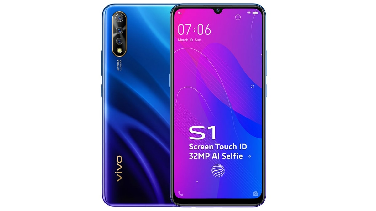 Vivo S1 Global Variant With Helio P65 SoC, 4,500mAh Battery Launched: Price, Specifications