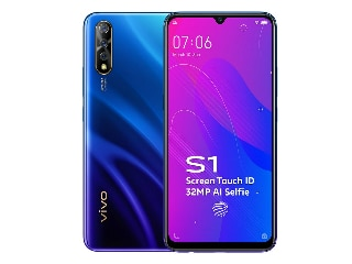 Vivo S1 Reportedly Up for Pre-Orders in India Ahead of August 7 Launch