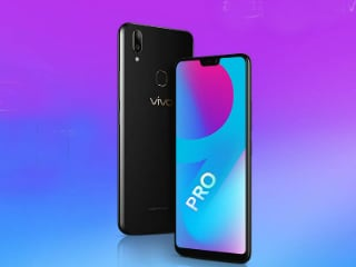 Vivo V9 Pro With Display Notch, Snapdragon 660 Launched in India: Price, Specifications