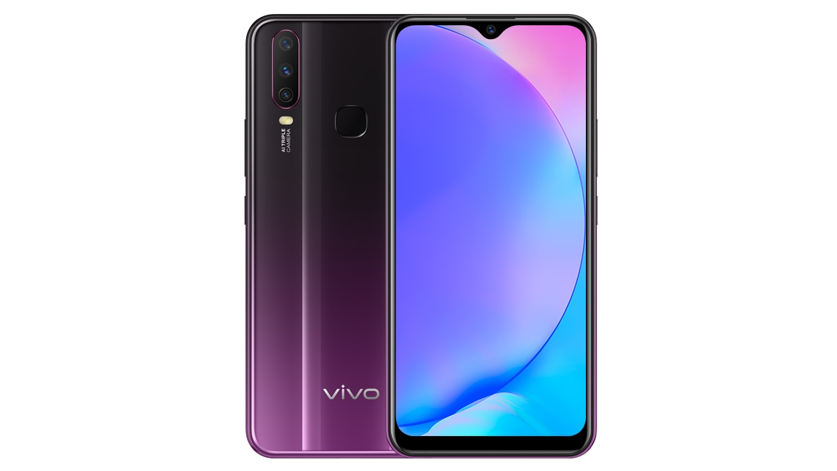 Vivo Y17 With 5,000mAh Battery, Triple Rear Cameras Gets Listed by Company in India