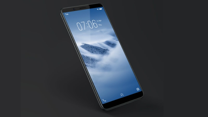 Vivo Y71i With 5.99-Inch Display, 8-Megapixel Camera Launched in India: Price, Specifications