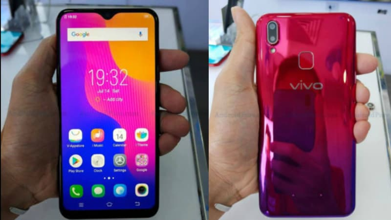Vivo Y95 Retail Box, Hands-On Photos, Specifications Leaked