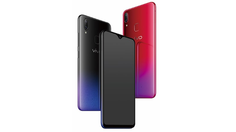 Vivo Y95 With 4,030mAh Battery, Dual Rear Cameras Launched: Price, Specifications