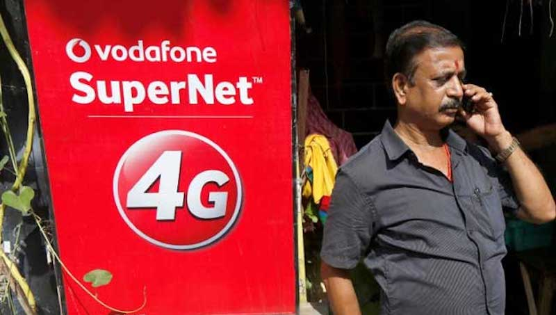 Vodafone's Challenge to Reliance Jio, Airtel: 1GB of 4G Data at Rs. 150, 4GB at Rs. 250