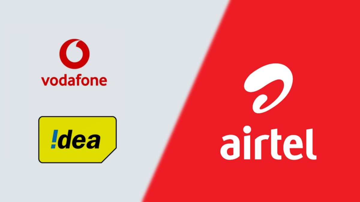 Airtel, Vodafone Idea New Plans Live: How the Updated Prepaid Recharge Plans Compare