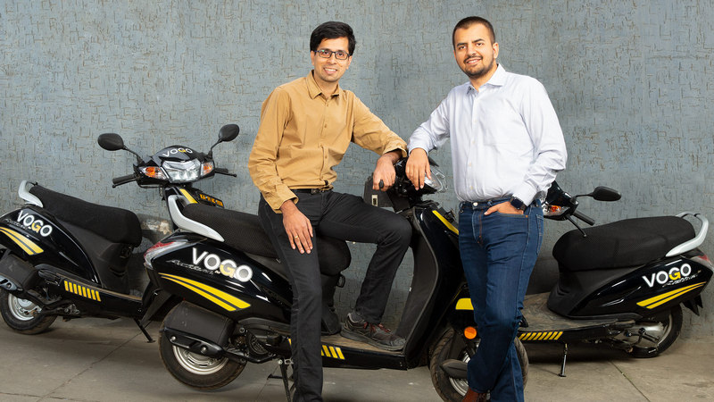 Ola to Invest $100 Million in Indian Scooter Sharing Startup Vogo