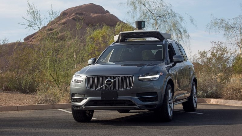 Uber-Commissioned Study Pushes New Ways to Measure Driverless Safety