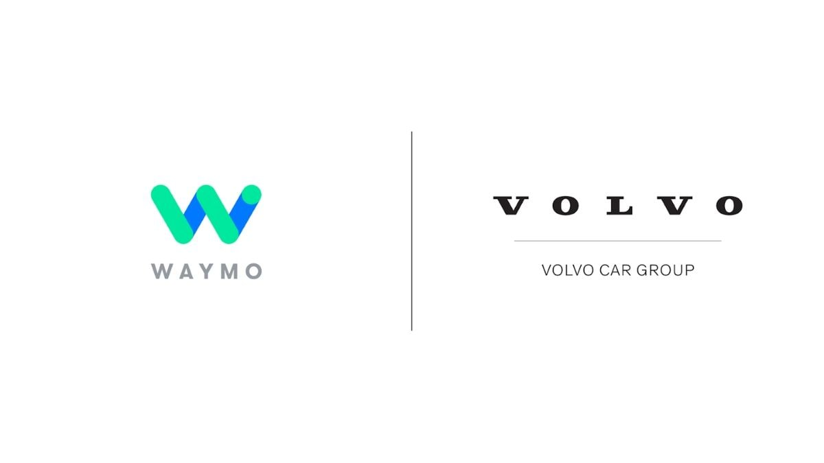 Image of article 'Waymo, Volvo Cars Partner to Build Self-Driving Vehicles'