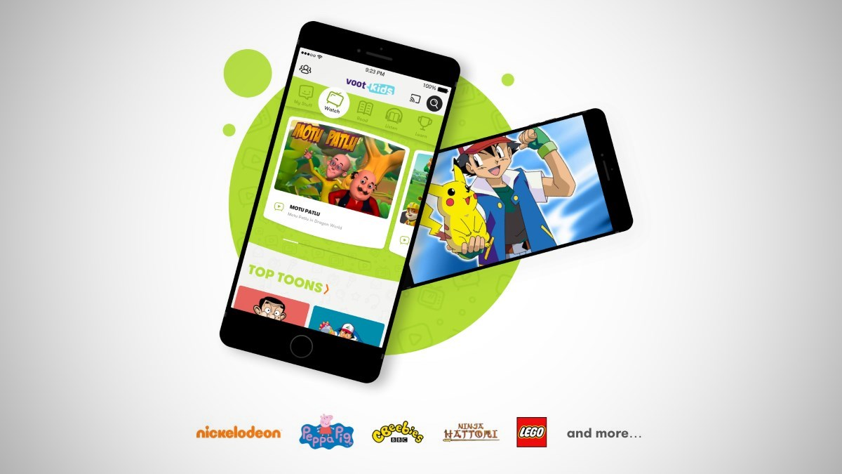 Voot Kids Launched as Viacom18's First Subscription Offering Just Ahead of Children's Day: Price, Free Trial, and More