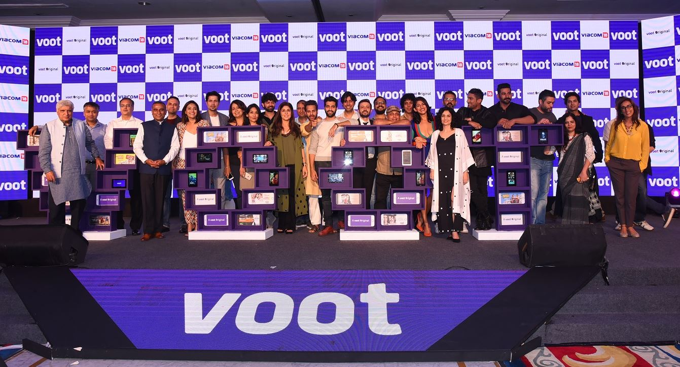voot new originals cast crew viacom18 Voot originals cast crew Viacom18