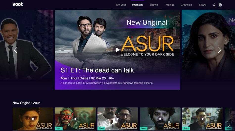 Voot Select Launched in India: Price, Originals, Exclusives Revealed