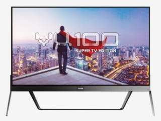 Vu 100 Super TV With 4K 100-Inch Panel, Windows 10 Support Launched in India at Rs. 8 Lakhs