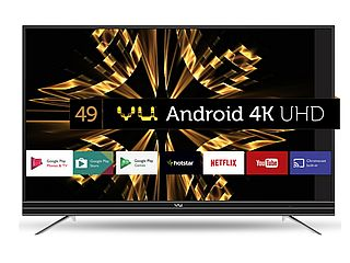Vu 'Official Android TV' Series Launched in India, Prices Start at Rs. 36,999