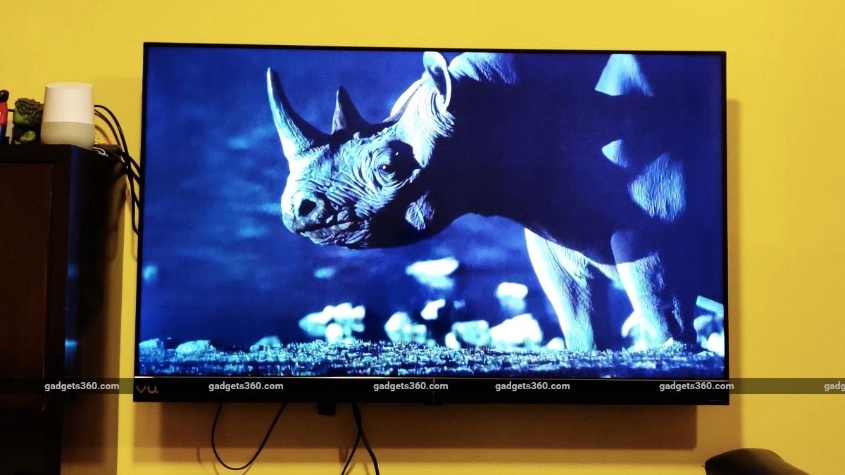 vu cinema tv review 4k dv 1 Vu Cinema TV