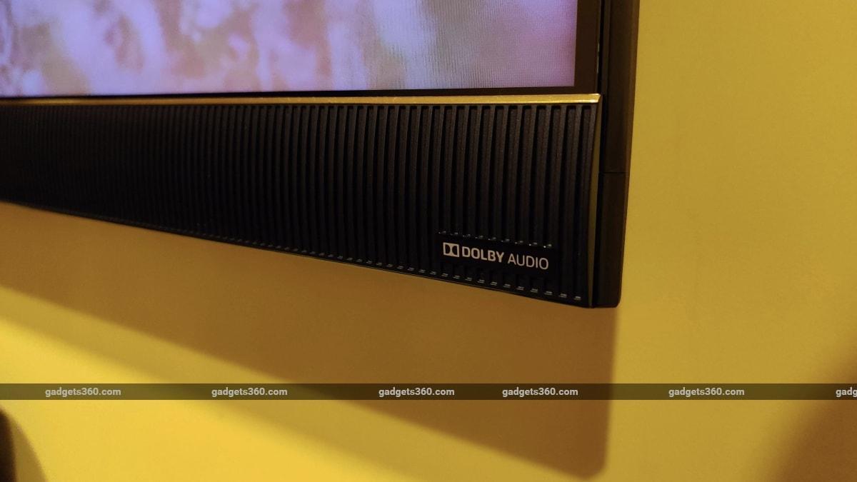 vu cinema tv review dolby audio Vu Cinema TV