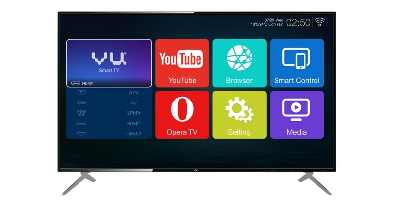 vu pop smart tv Vu