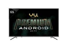 মাত্র 30,999 টাকায় Premium Android 4K TV লঞ্চ করল Vu