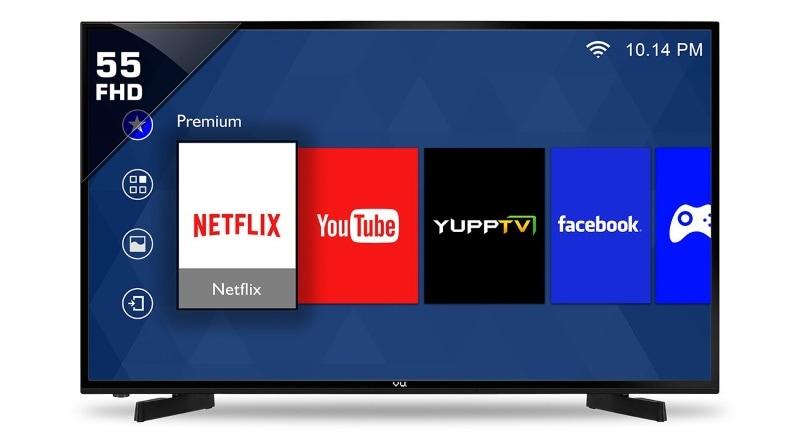vu premium smart tv Vu