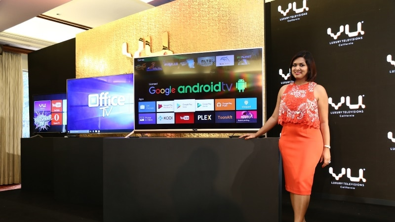 Vu Launches New Smart and 4K HDR Televisions in India