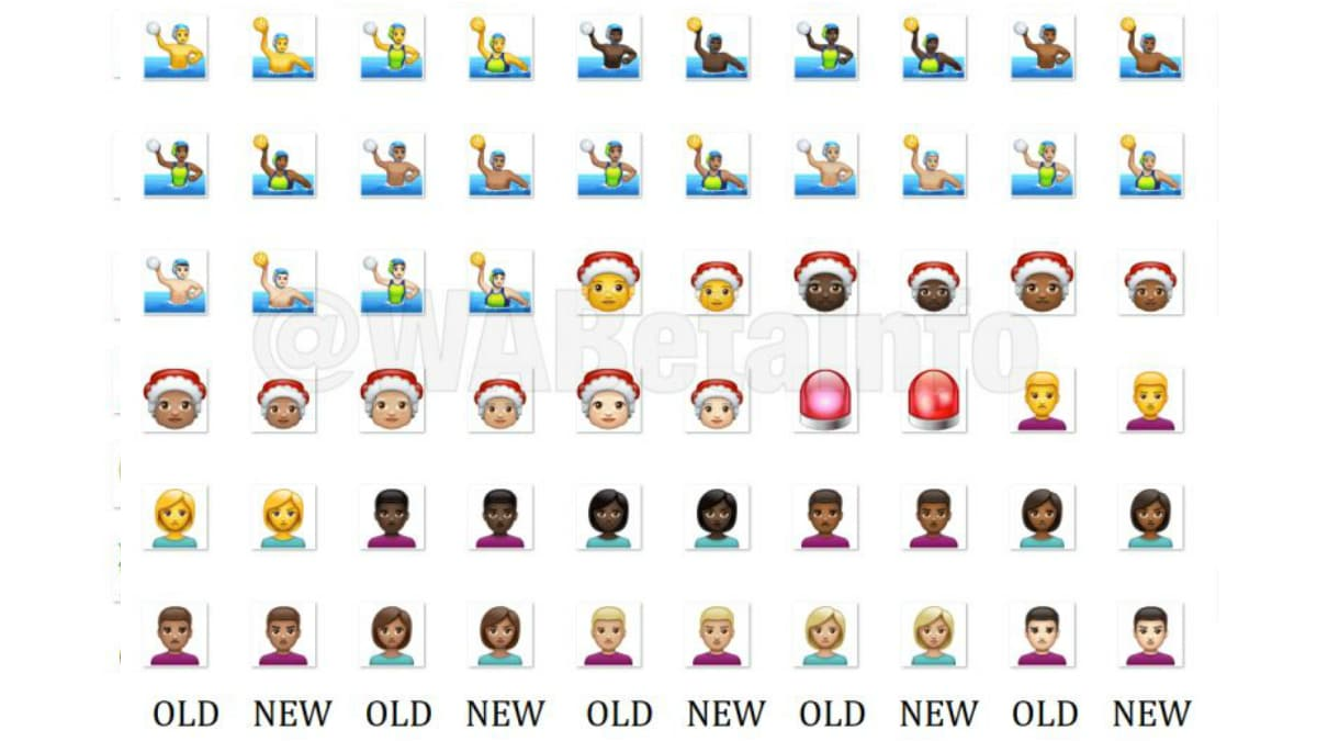 WhatsApp Adds 155 Redesigned Emojis to Android App, Night Mode Spotted to Replace Dark Mode