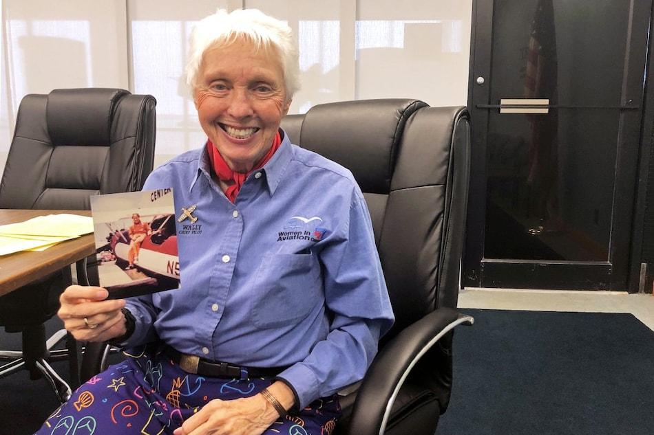 Blue Origin: Trailblazing Female Pilot Will Go to Space at Age 82 With Jeff Bezos
