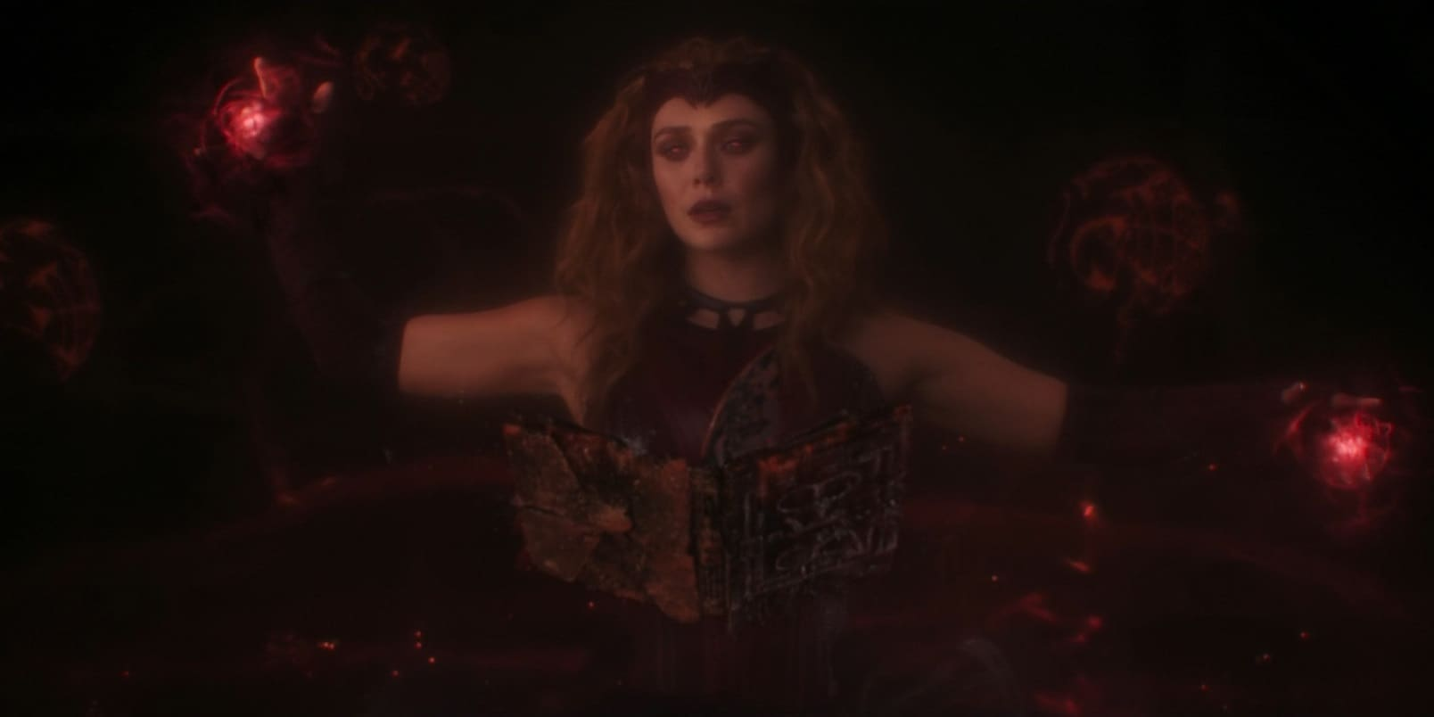 wandavision episode 9 scarlet witch wandavision episode 9 scarlet witch