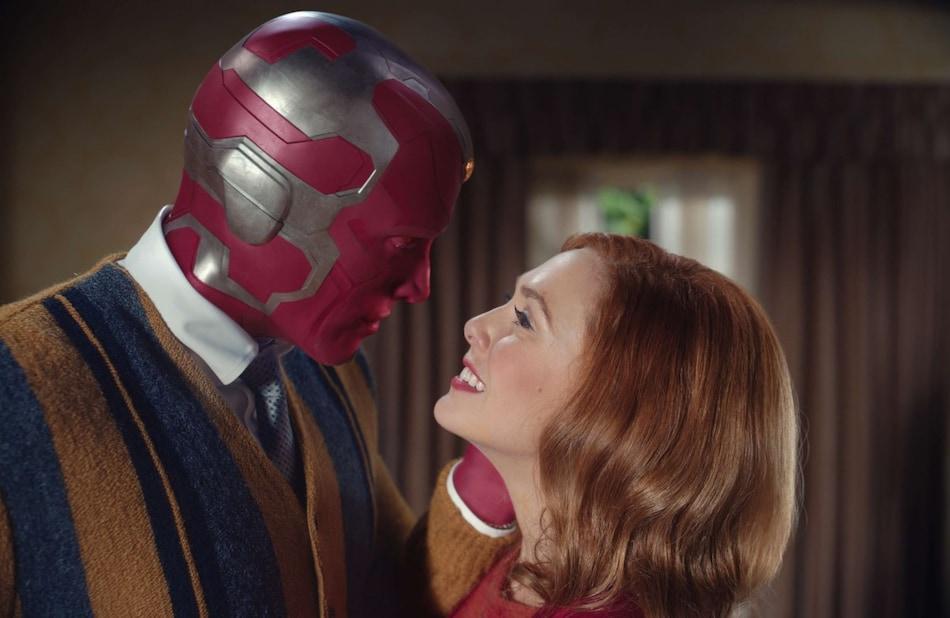 WandaVision Review: Marvel Packs a Mystery Inside a Sitcom