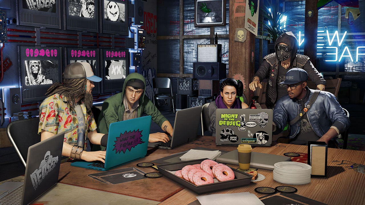 Watch Dogs 2 Compressed PC Game Download