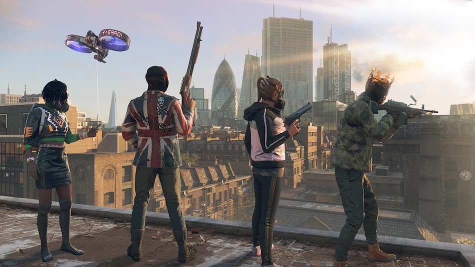 Watch Dogs: Legion Online Is Out March 9. Here's What You Should Know