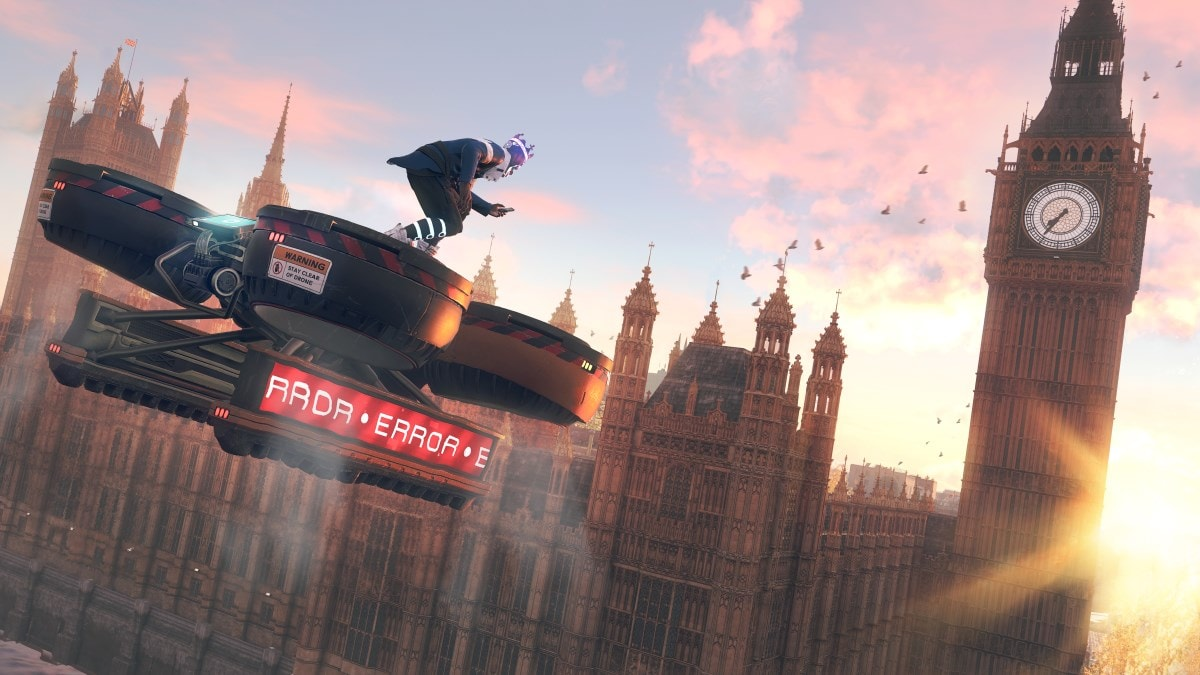 Watch Dogs: Legion Review: Drone Away in Dystopic London
