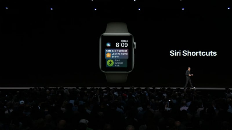 watchos 5 siri shortcuts watchOS 5