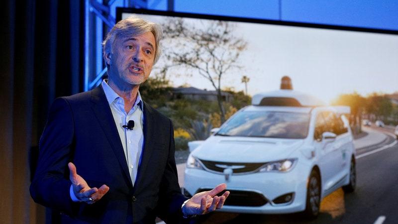 Alphabet's Waymo Hopes to Bring Robo-Taxi Service to Europe