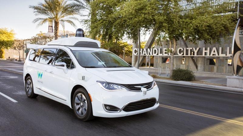 California Allows Autonomous Car Testing Without Backup Drivers