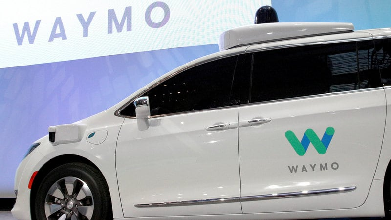 Waymo's Self-Driving Tests in California Have Fewest Human Interventions