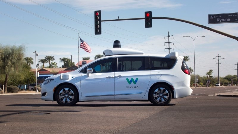 Google Spinoff Waymo to Test Truly Driverless Cars in California