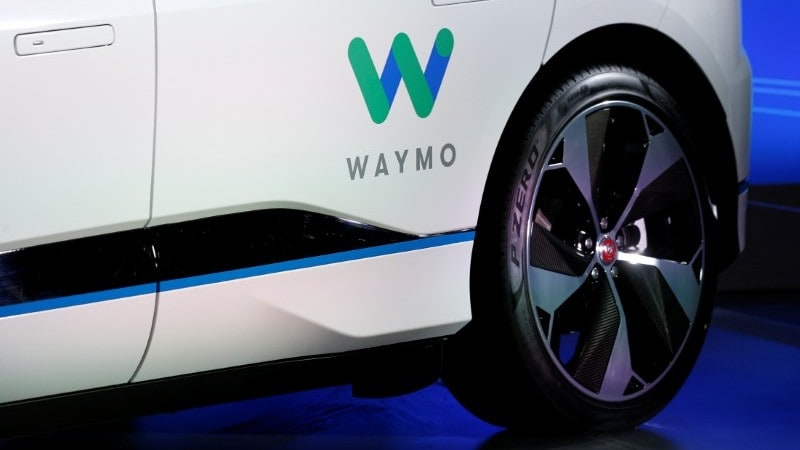 Waymo Safety Driver Collides With Motorcyclist; Company Says Self-Driving Minivan Would Have Done Better
