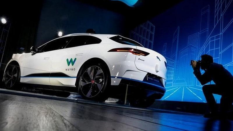 Waymo Sets Up Subsidiary in Shanghai as Google Plans China Push