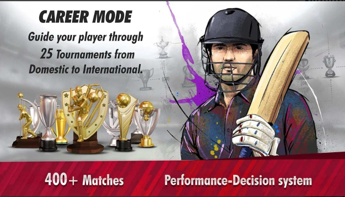 World Cricket Championship 3 Update Brings Career Mode, Dynamic Difficulty