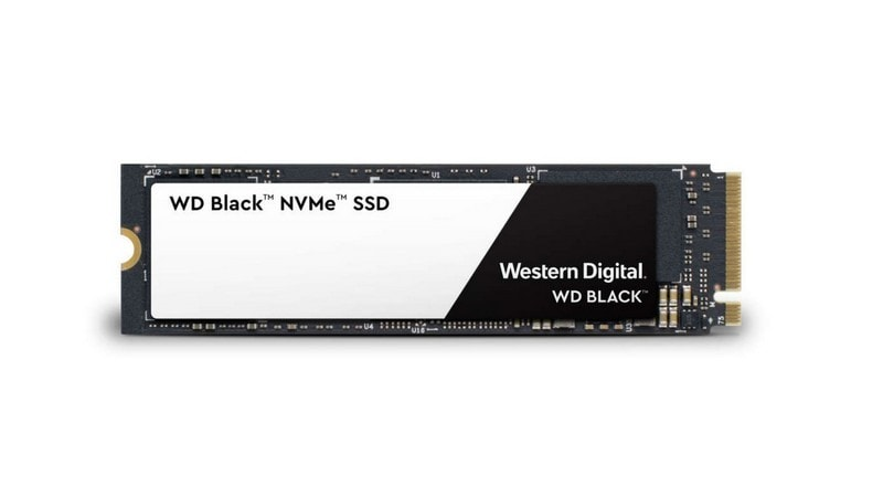 Western Digital Launches Black 3D NVMe Gaming SSD With Up to 3200MBps Read Speeds